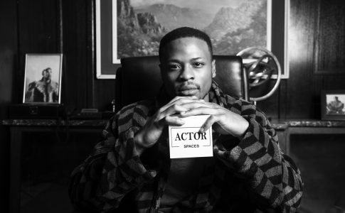 Pallance Dladla   Portraits   Actor Spaces