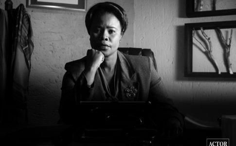ACTOR SPACES | NTHATI MOSHESH | Portraits