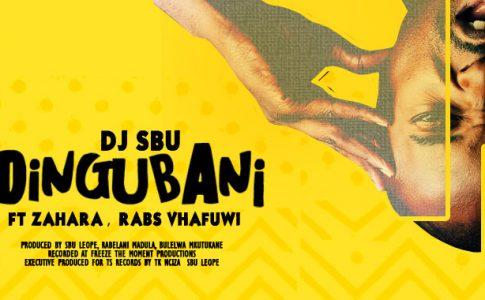 MUSIC SPACES | DJ Sbu new single 'Ndingubani'