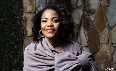 Actor Spaces | PORTRAITS | Terry Pheto nominated for BIFA 2016 Award