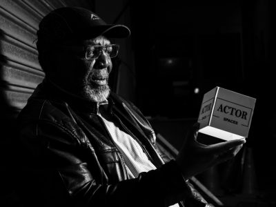 Actor Spaces | PORTRAITS | Jerry Mofokeng