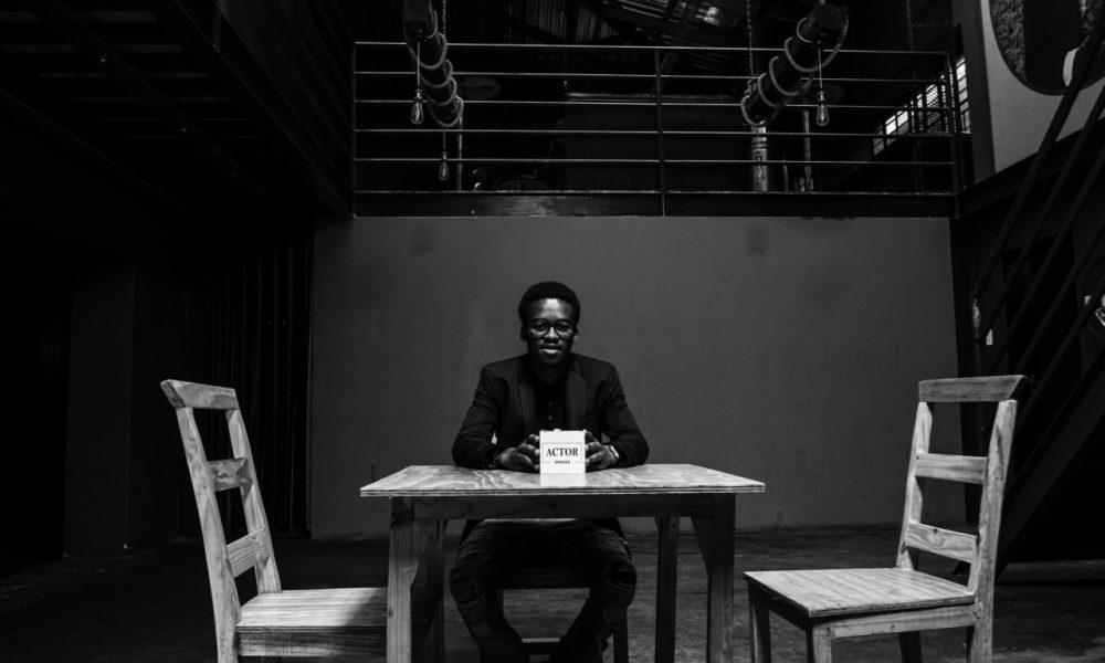 ACTOR SPACES | Hungani Ndlovu