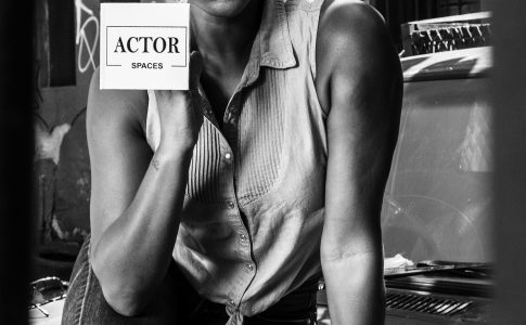 Actor Spaces Feature LORCIA COOPER