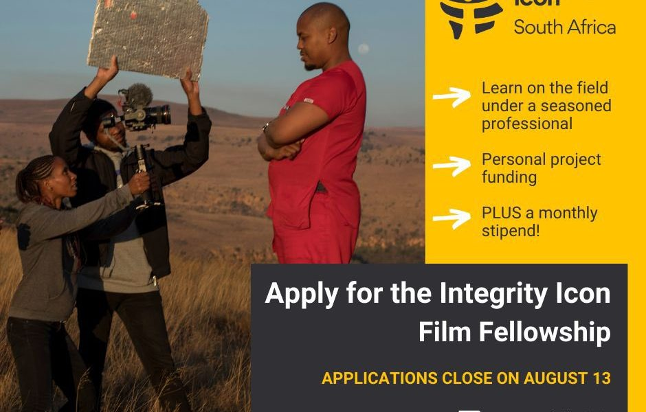 The Integrity Icon Film Fellowship is a three-month immersive learning opportunity aimed at developing the next generation of ethical filmmakers. Fellows will support the Integrity Icon campaign